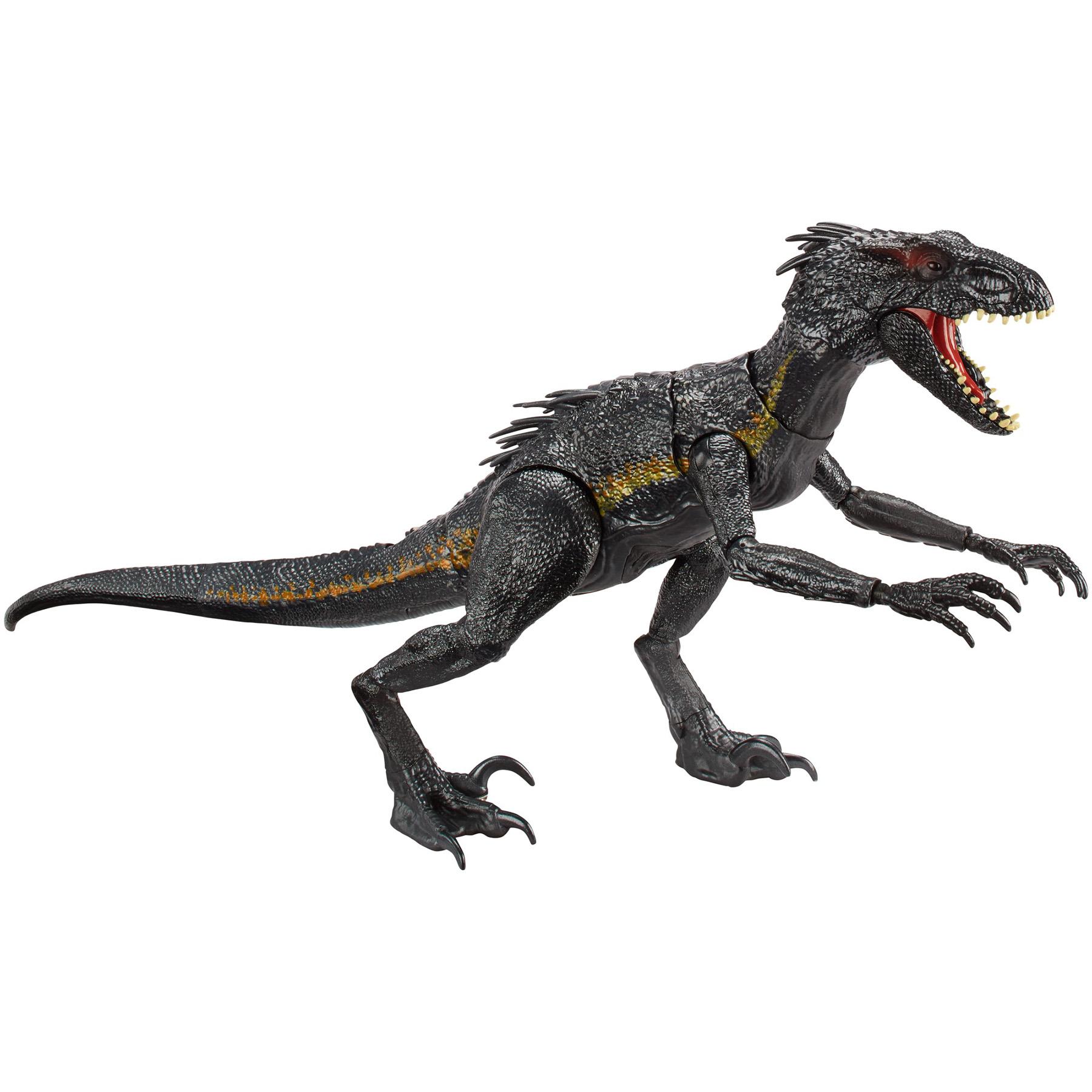 FisherPrice Jurassic World Grab 'n Growlâ ¢ Indoraptor