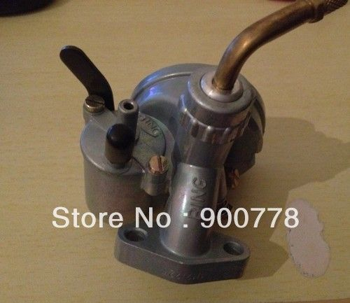 New Carburetor Replacement Moped Bike Fit Puch 12m Carb Bing Manual Style1 12 225 Carburettor Carb Manual Choke Carburettor Moped Bike Puch Vehicle Parts