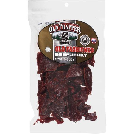 Old Trapper Beef Jerky Old Fashioned 10oz Walmart Com Beef Jerky Cheap Beef Jerky Smoked Beef Jerky