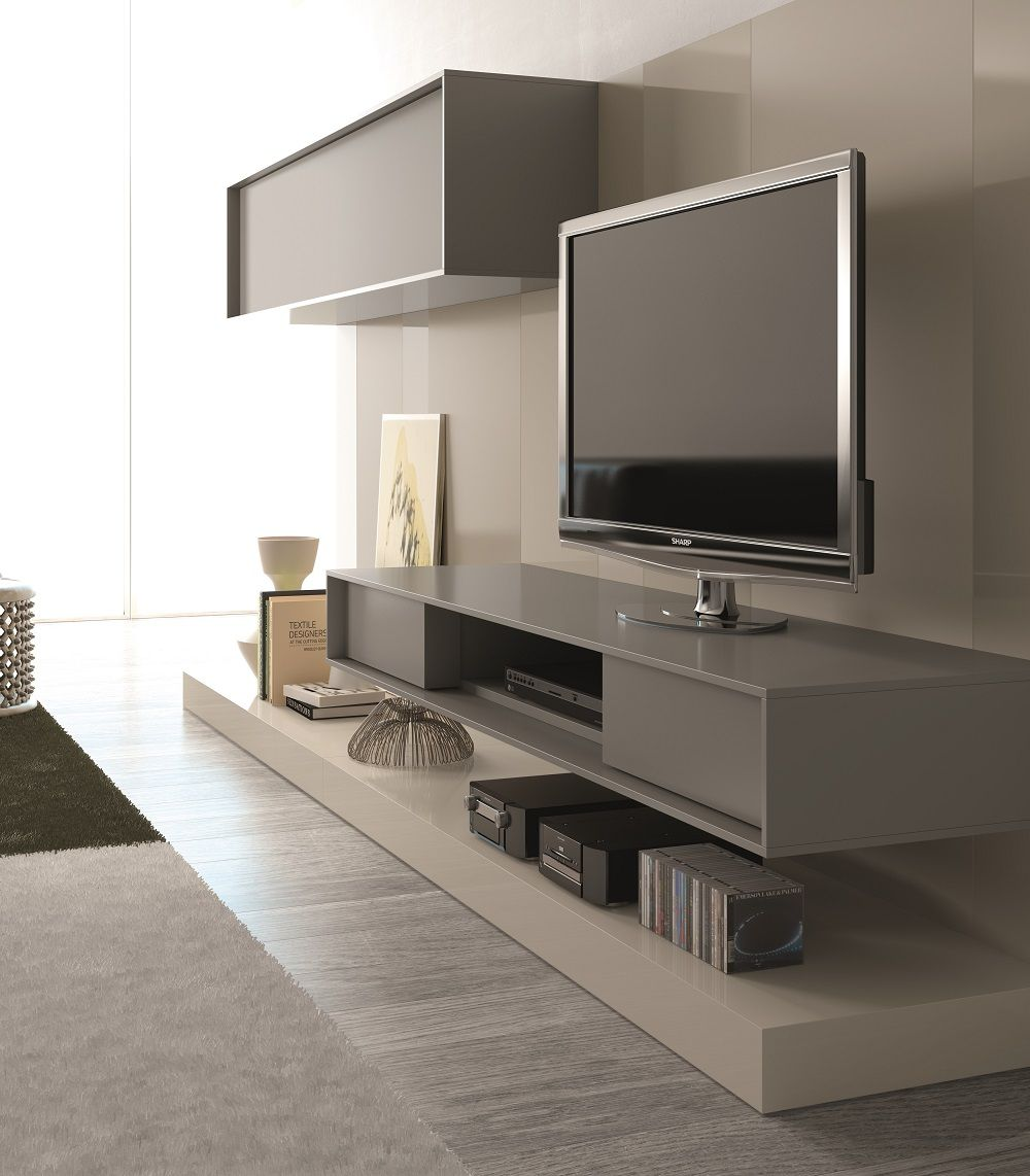 gallery 03 modern wall unit by milmueble i like the backing board
