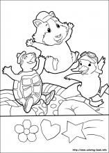 Wonder Pets Coloring Pages On Coloring Book Info Nick Jr