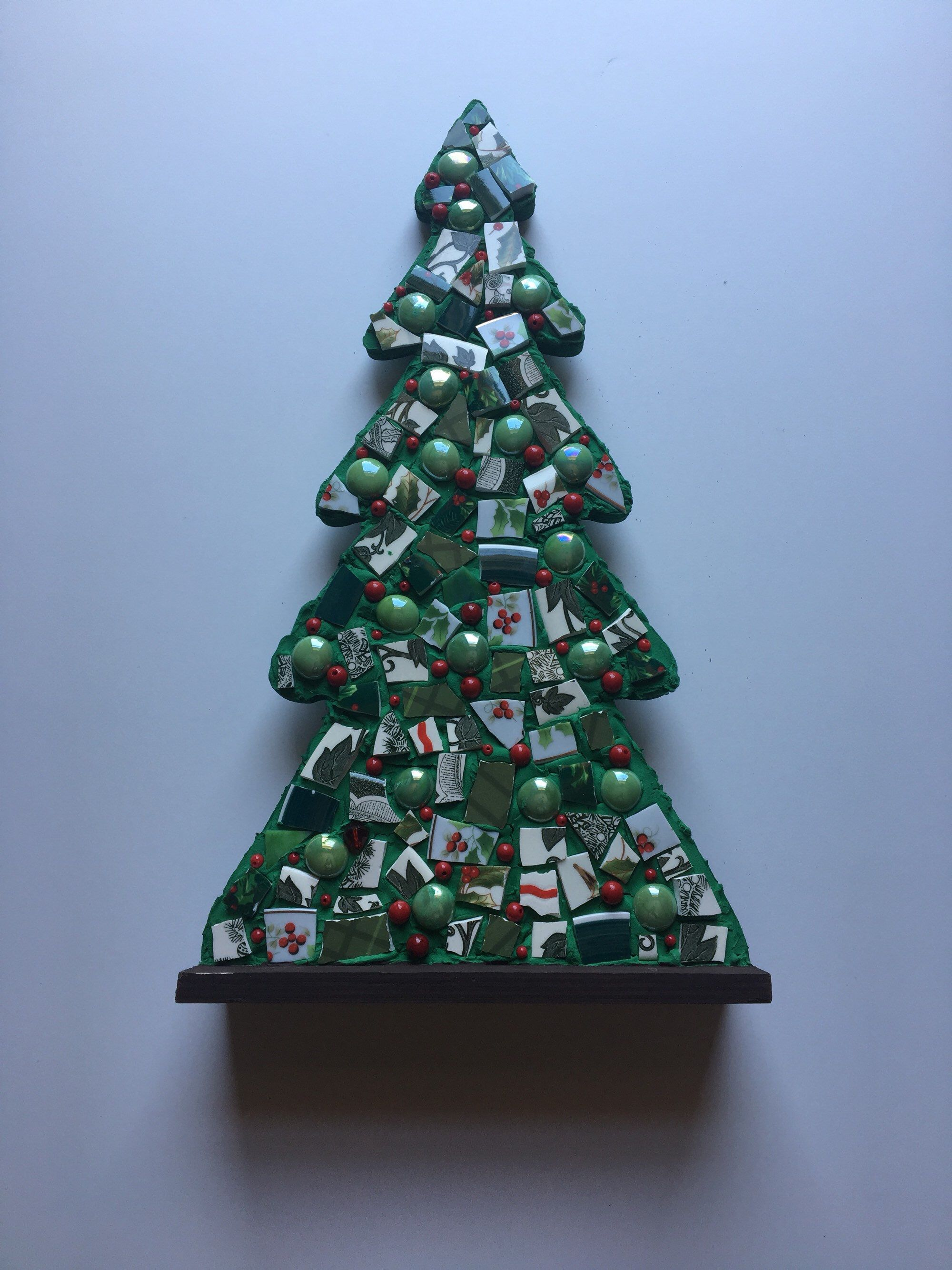 instant christmas tree
