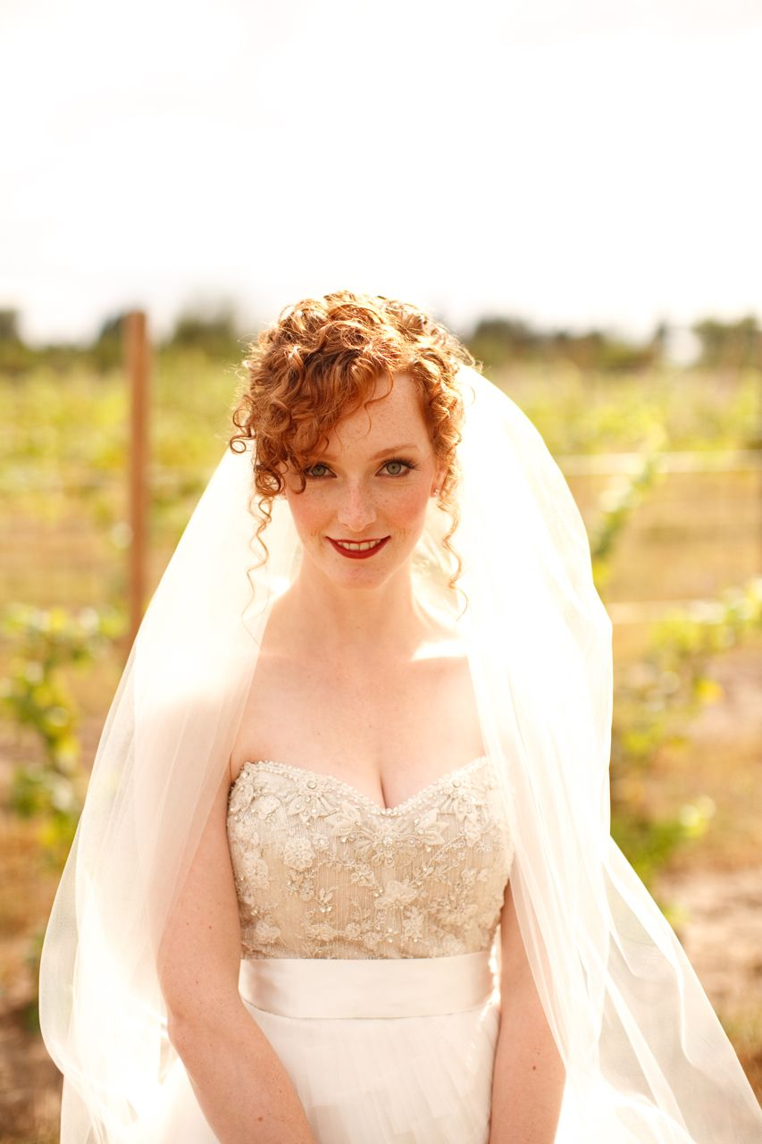 Love the makeup with the strong lip wedding style pinterest