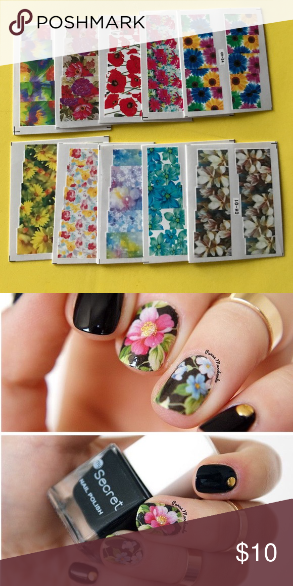 Nail polish stickers | Nail polish stickers, Customer support and ...