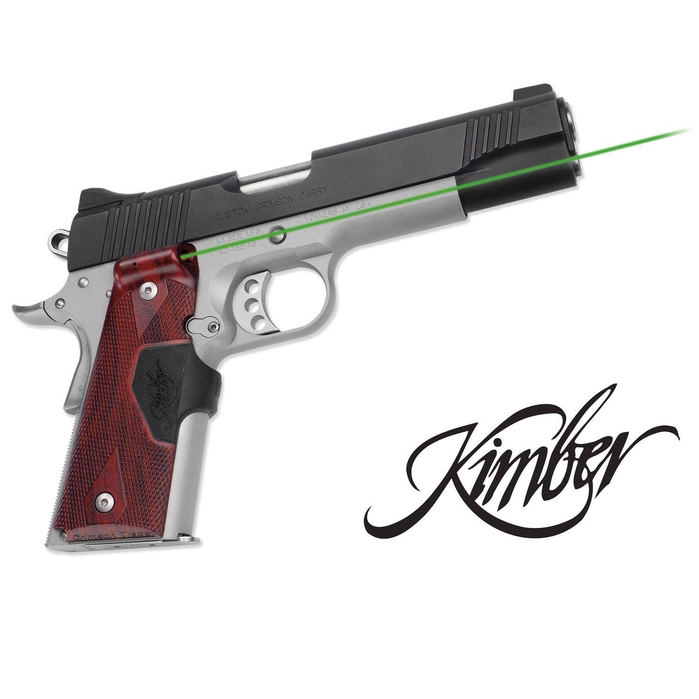 Green laser grip for Kimber 1911  | Guns | Kimber 1911, 1911 pistol