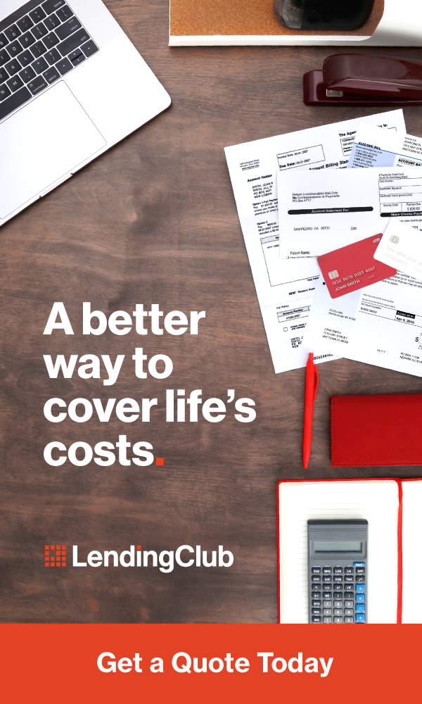 Life Happens And It Gets Expensive A Personal Loan Up To 40 000 At A Low Fixed Rate Through Lendingclub Is A Much Bette Lendingclub Get A Loan Credit Score