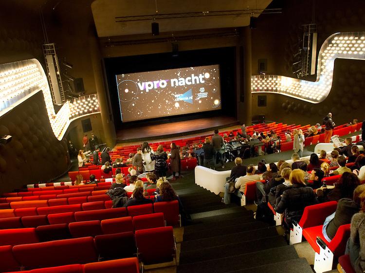 24 januari 2013  VPRO Nacht. Film: Sightseers  42nd International Film Festival Rotterdam