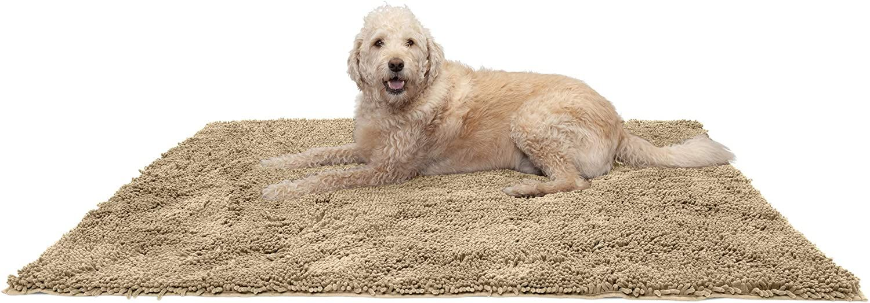 Furhaven Pet Dog Mat Self Heated Cat Bed Mat Thermal Crate Pad Warm Waterproof Dog Blanket Sha In 2020 Heated Cat Bed Dog Blanket Dog Mat
