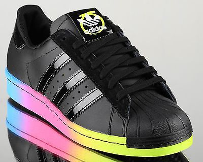 adidas Originals Superstar 80s Rita Ora women lifestyle sneakers NEW black in Clothing, Shoes & Accessories | eBay