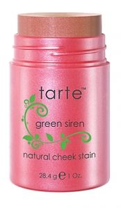 natural cheek stain in green siren