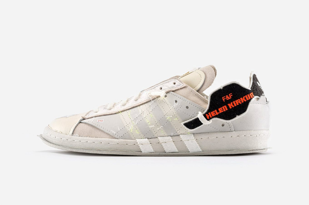 compañero ven pedal  Adidas MakerLab Campus 80s Limited Edition Sneakers