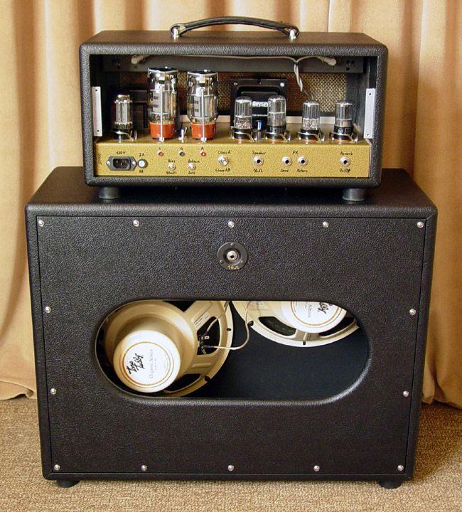 Siegmund Midnight Special Head Handmade Guitar Tube Amplifier Diy Guitar Amp Vintage Guitar Amps Guitar