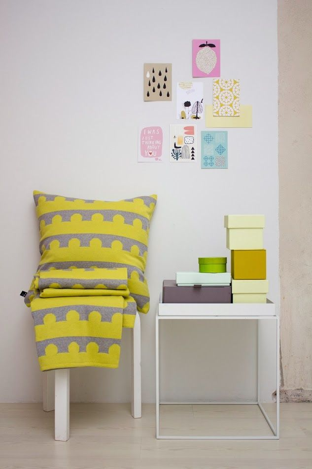 Little Helsinki: interior design