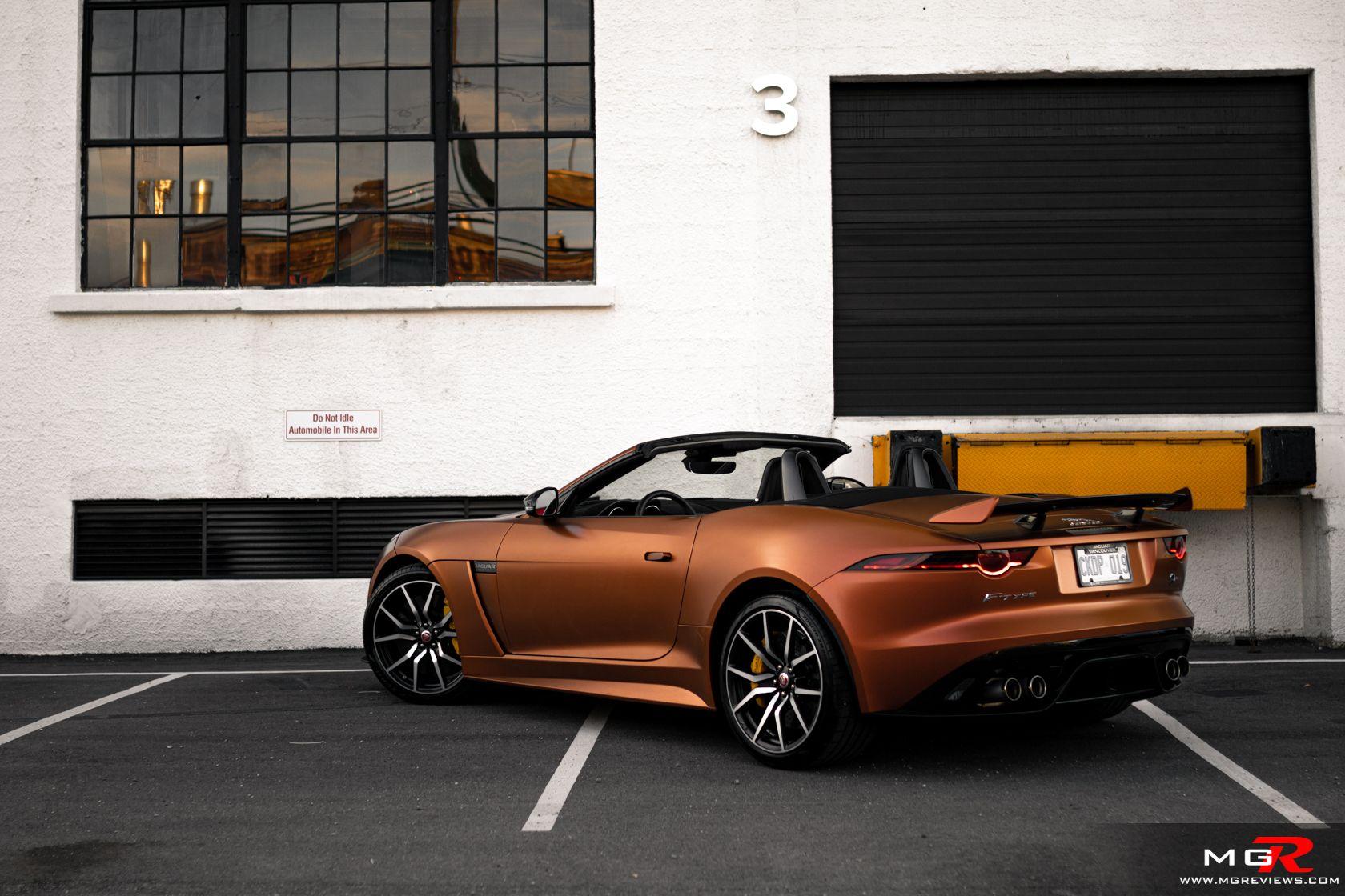 2019 Jaguar F Type Svr Mgreviews Com Jaguar F Type Jaguar Automotive Photography