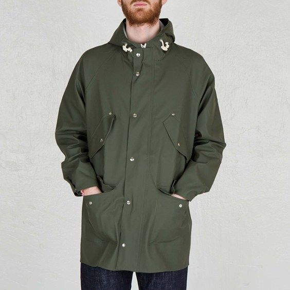 Norse Projects - Elka 4 Pocket Parka