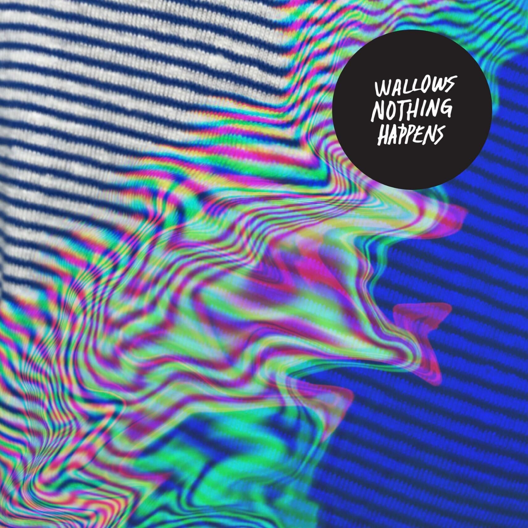 Wallows Nothing Happens Cover Wallpaper Indie Rock Fashion Band Posters