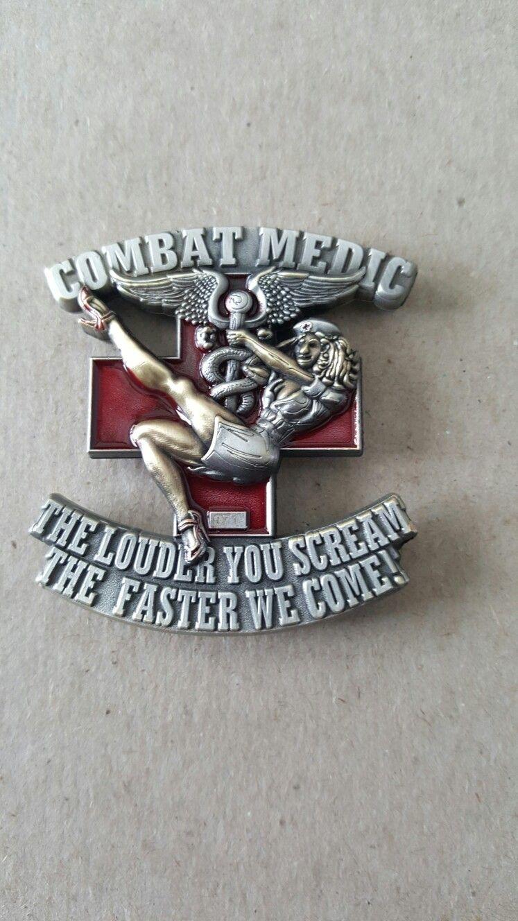 Pin by Shawn Stoermann on Military Medics Combat medic
