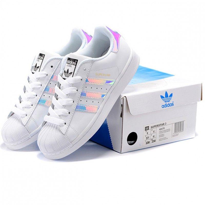 adidas superstar laser symphony white