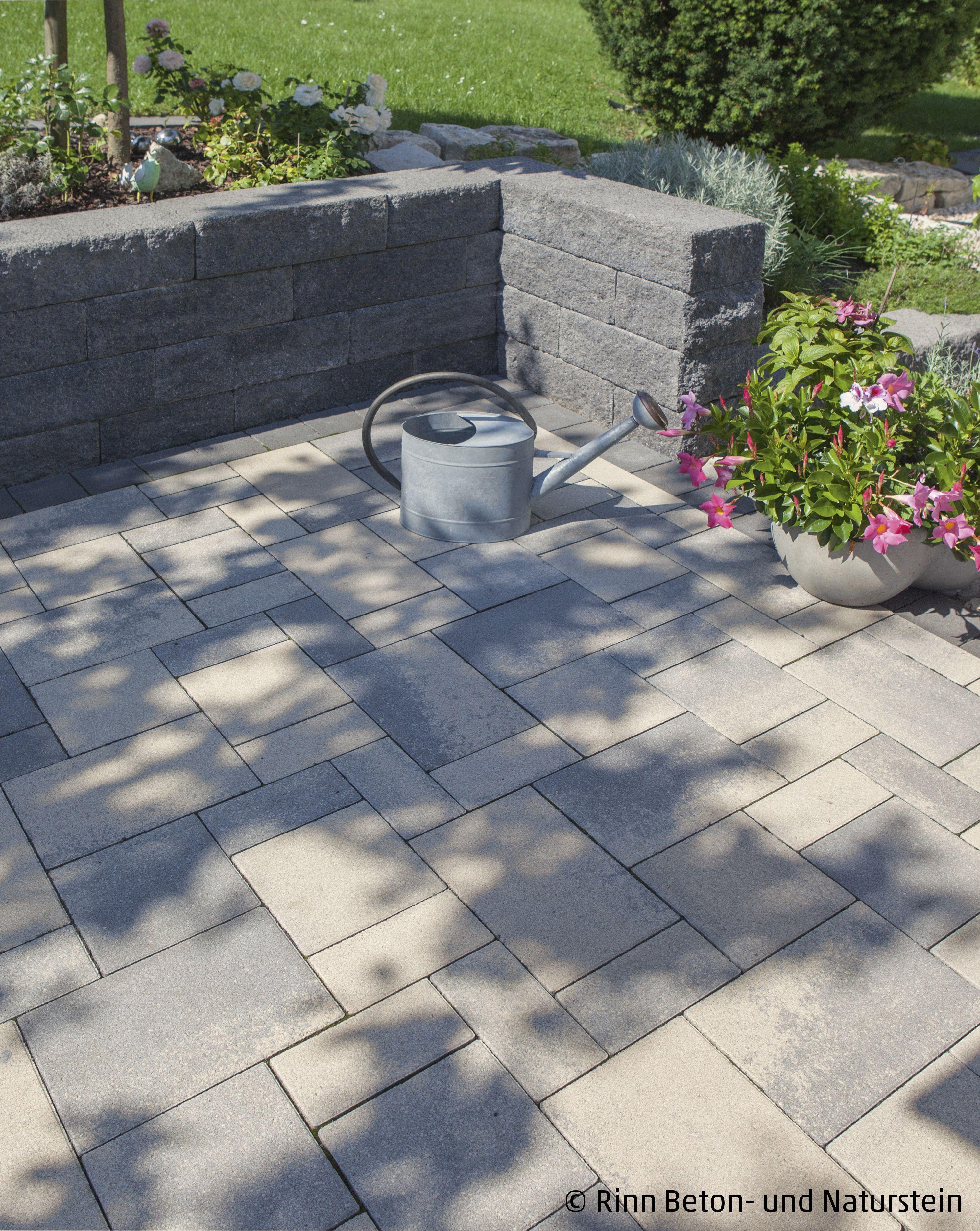 Landhausstil Auf Der Terrasse Terrasse Garten Einfahrt Gestalten