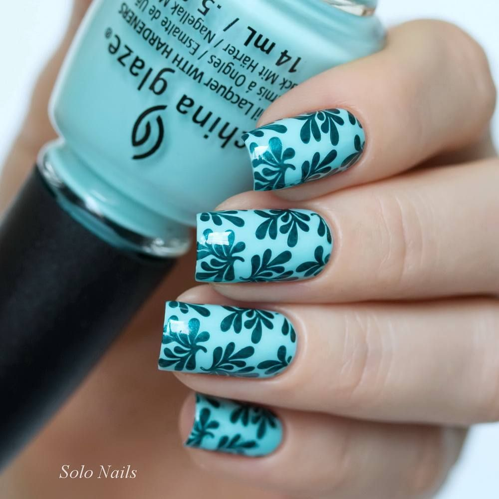 China Glaze Nail Art Designs Hession Hairdressing