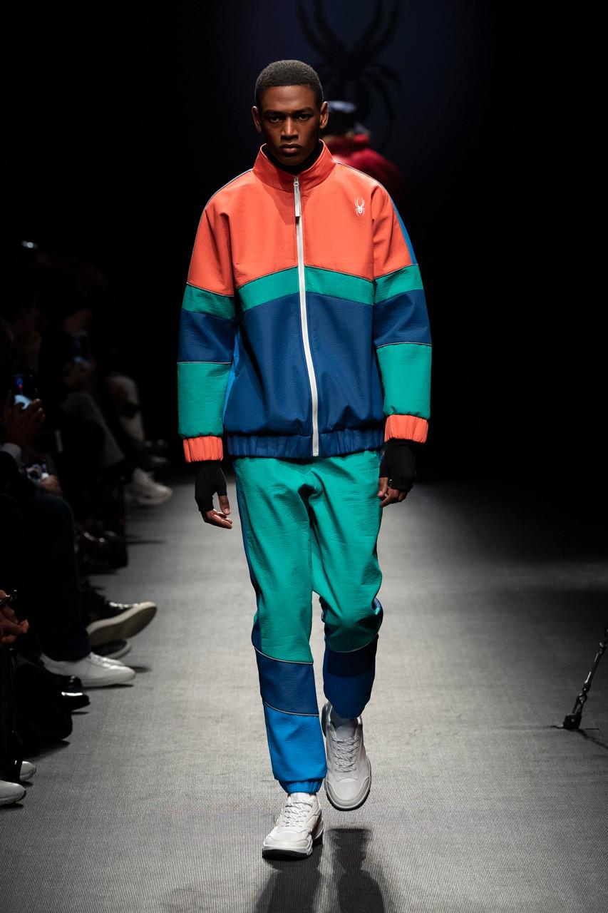 Spyder Delivers Sleek Techwear and RetroInspired