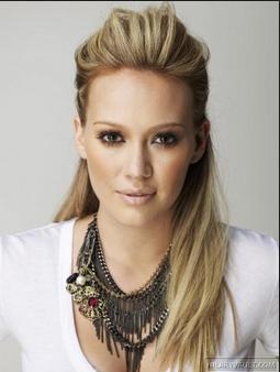 Pin By Emily Mcp On Daring Hair Hair Styles Hillary Duff Hair Long Hair Styles
