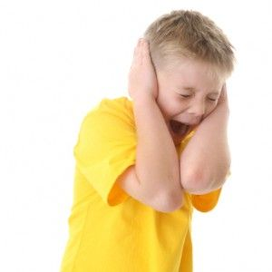 meltdown in child with Autism sensory overload