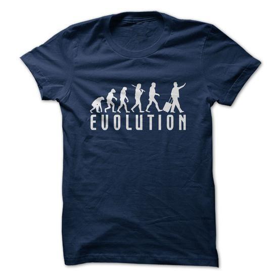 Evolution Steward - #sweatshirt style #sweatshirt cardigan. OBTAIN LOWEST PRICE => https://www.sunfrog.com/LifeStyle/Evolution-Steward.html?68278