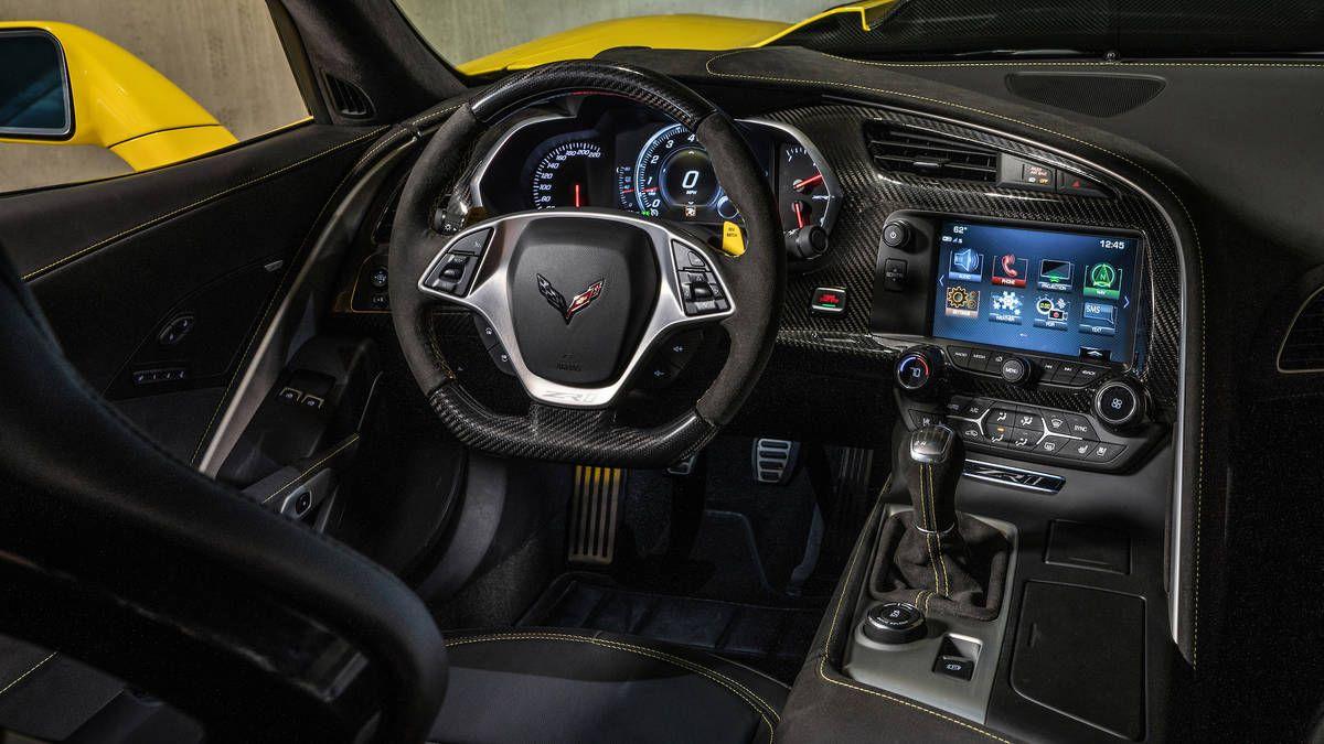 2019 Chevrolet Corvette Zr1 Interior Corvette Zr1 Corvette