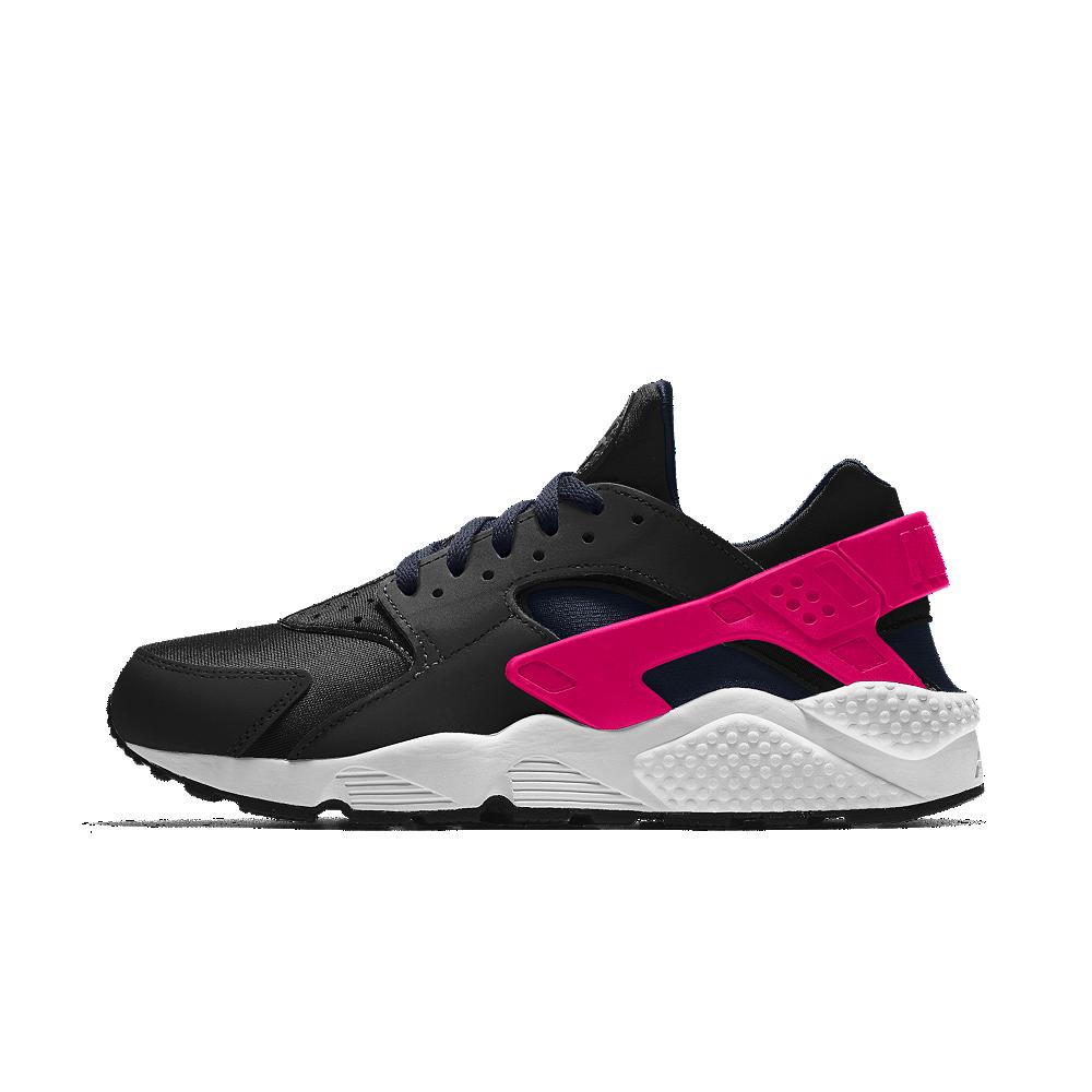 1f95d941c7e2b Nike Air Huarache Essential iD Women s Shoe Size 11 (Black ...