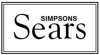 Simpsons Sears Logo Sears Canada Wikipedia