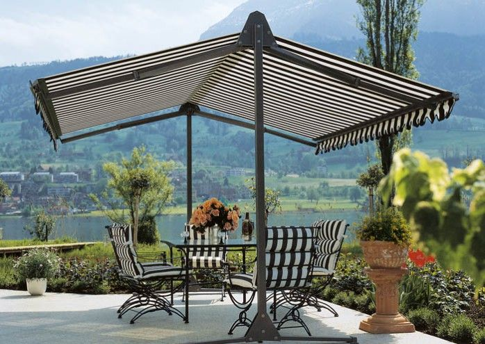 THE REED AWNING CO RETRACTABLE AWNINGS STOBAG BRUSTOR Products