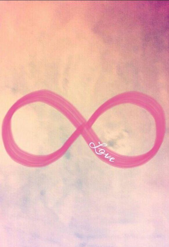 Infinity Love Wallpaper