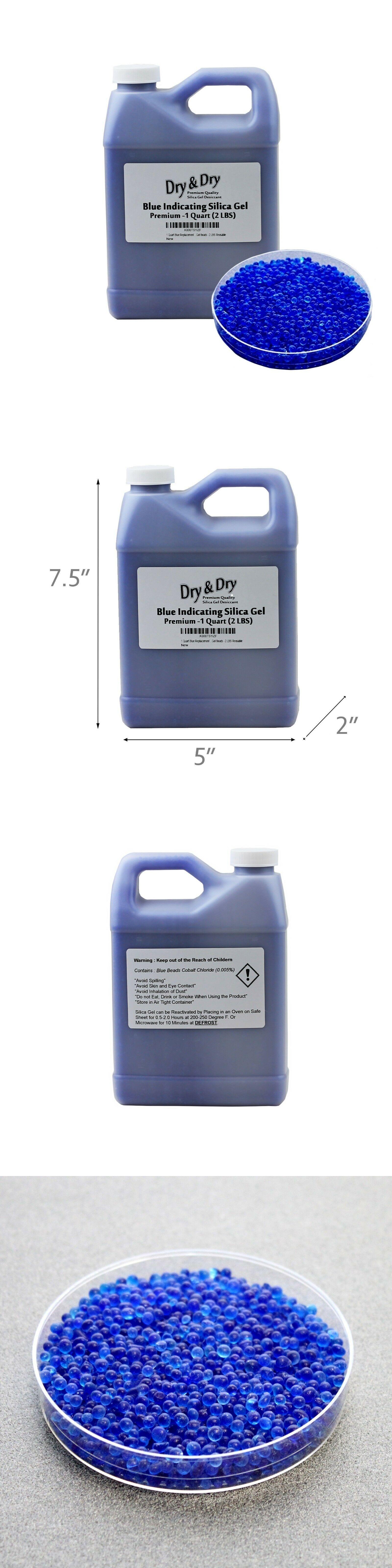 Dehumidifiers 79621 1 Quart Premium Blue Indicating
