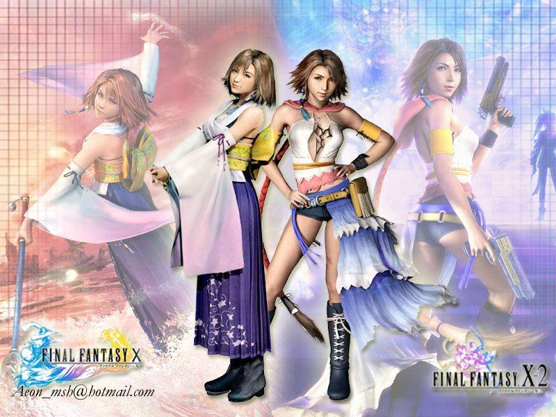 Yuna Final Fantasy X 2 Wallpaper Yuna Final Fantasy Final Fantasy Wallpaper Hd Final Fantasy X