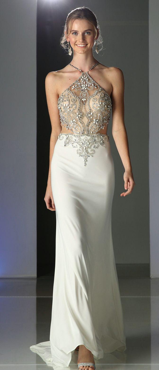 Prom dresses evening dresses by cinderellaucbrueaddpcucbruejeweled