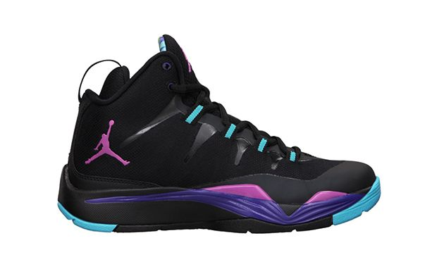40b12eff62534e ... discount code for jordan super.fly 2 gs black club pink court purple  87ed3 1c2e3