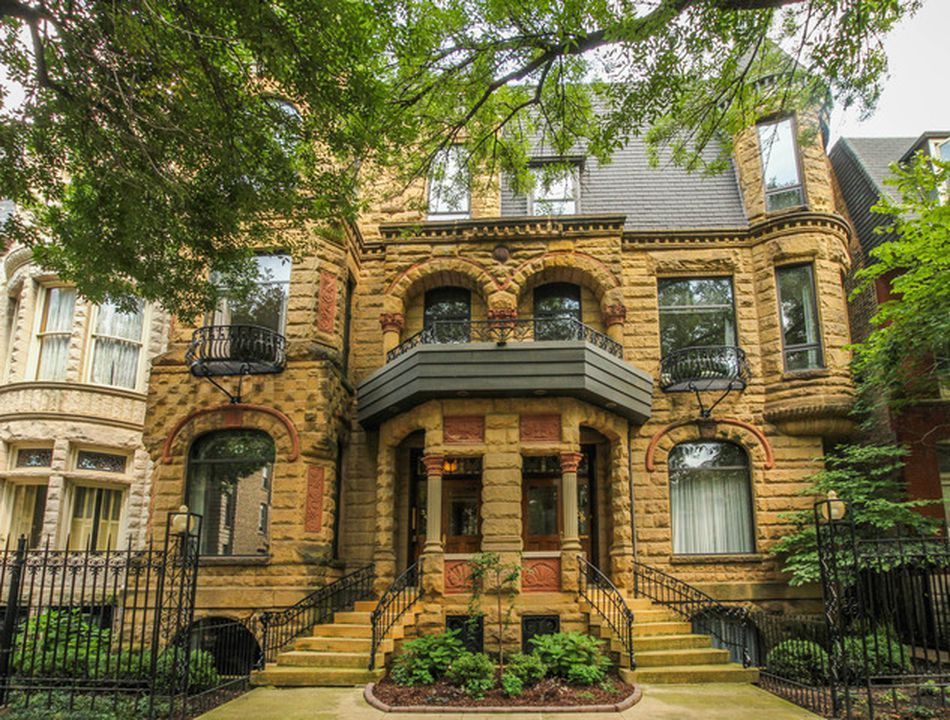 540 W Belden Ave Chicago Il 60614 Zillow Chicago Homes For Sale Townhouse Exterior Lincoln Park Chicago