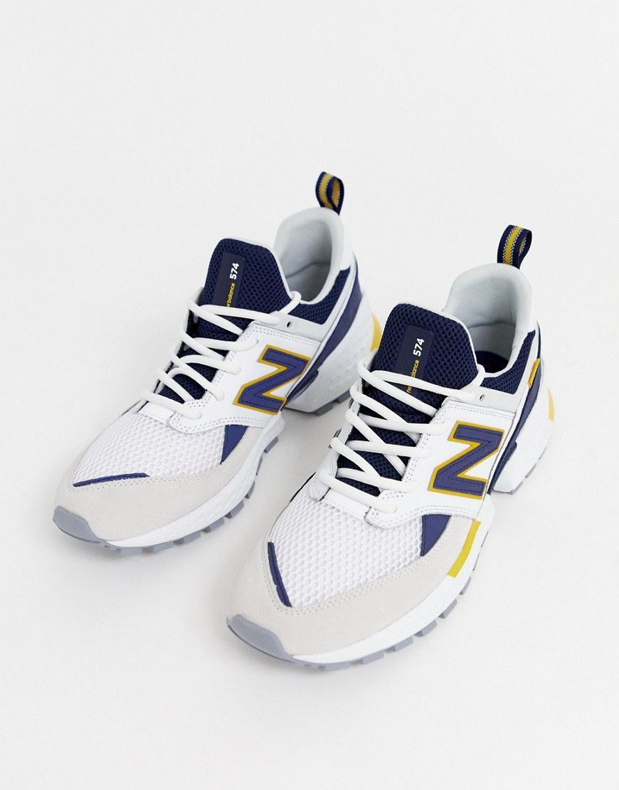 New Balance 574 V2 Sneakers In White New balance 574