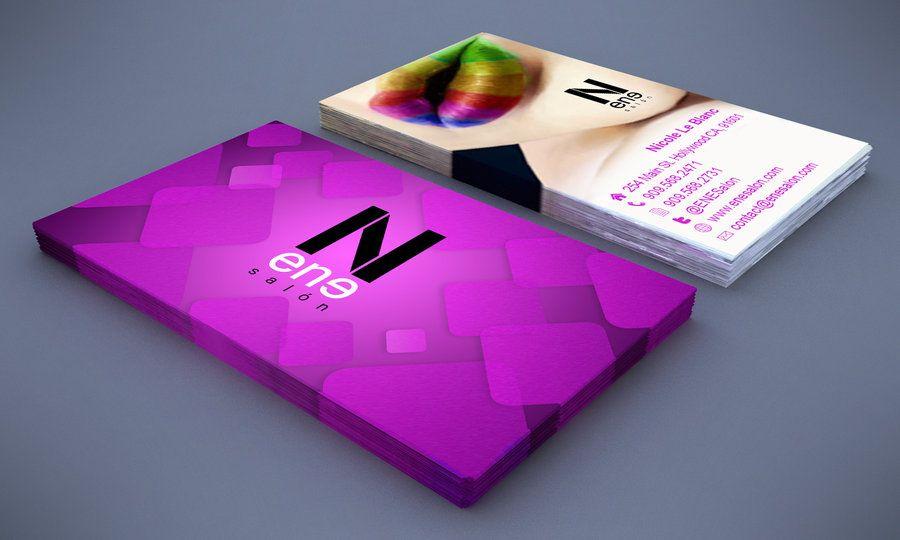 30 most stylish fashion business card designs fashion