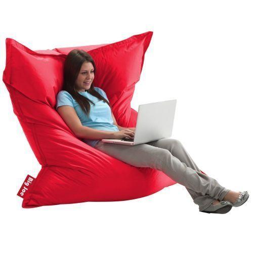 Bean Bag Chair Cozy Seat Sack Comfort Lounge Man Cave Gaming Video Game Large