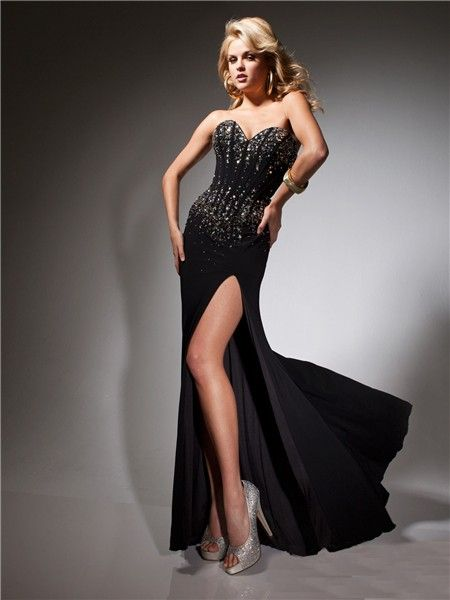 10 Best images about Long Black Dress with Sleeves Ideas on ...