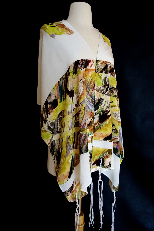 Silk Tallit: Sivan