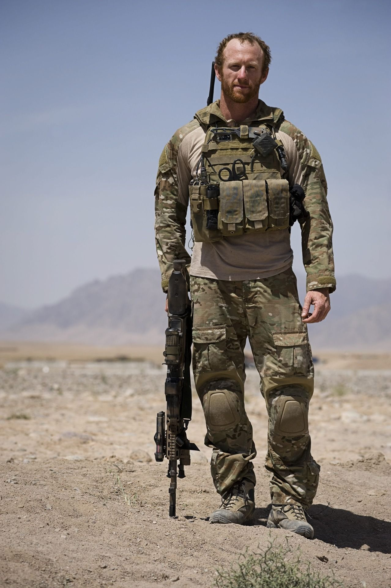 Corporal Mark Donaldson 1st Battalion, Royal Australian Regiment ...