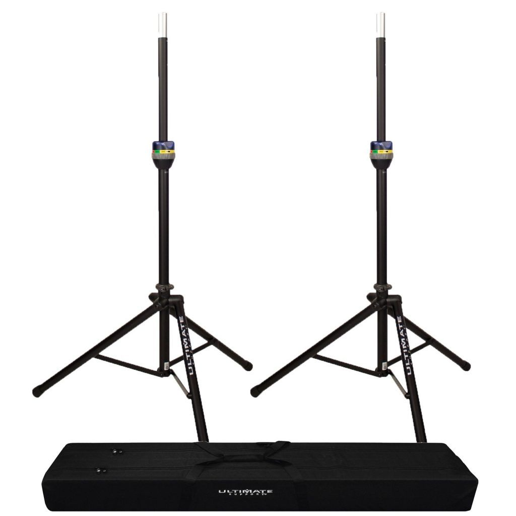 Ultimate Support Ts 100b Tripod Speaker Stands 2 Idjnow