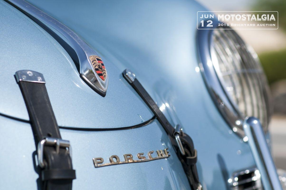 1955 Porsche 356 - Speedster | Classic Driver Market