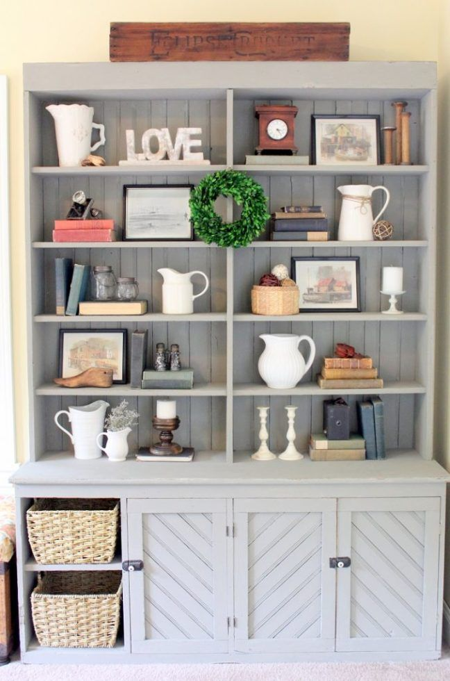Photo of 25 Beautiful Gray Painted Furniture Pieces that will Inspire