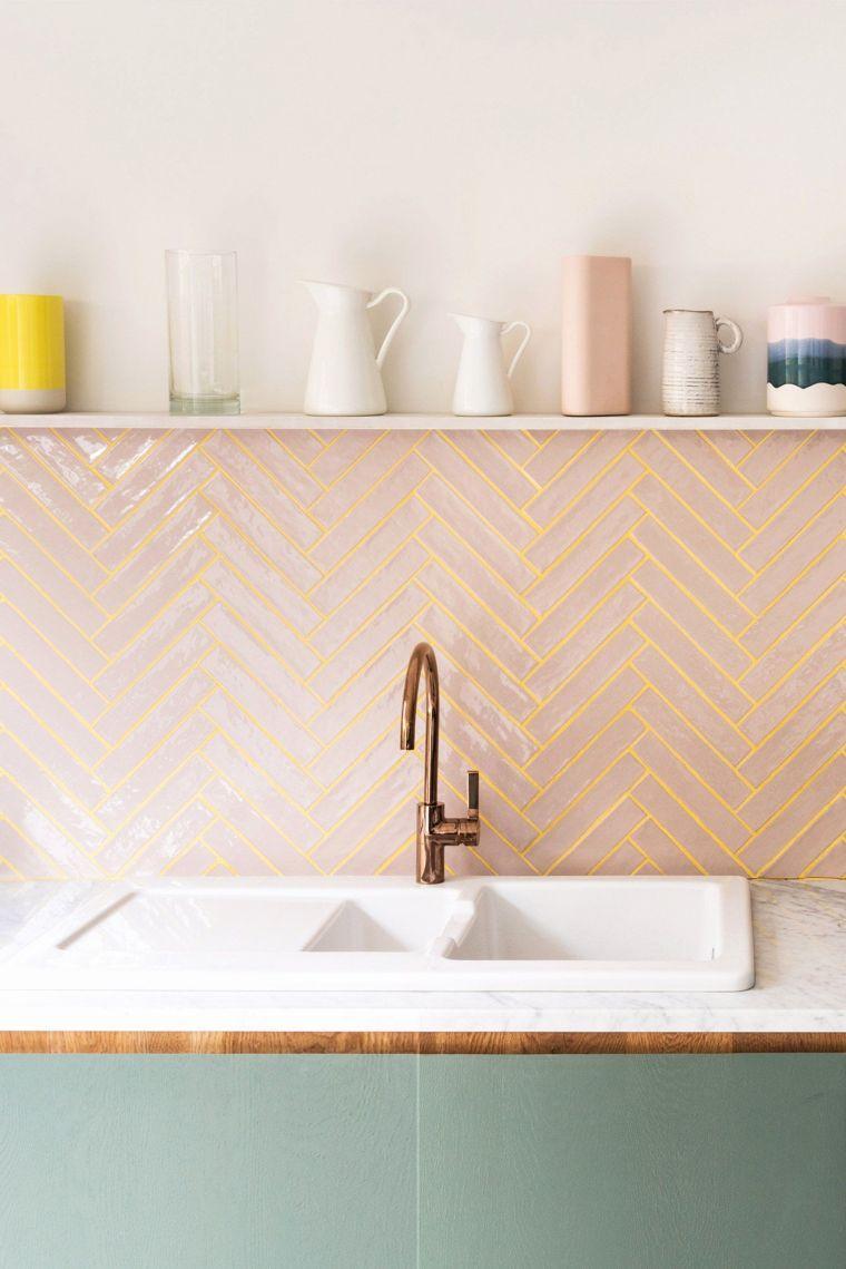 Ideas Para Decorar La Lechada De Diferentes Colores Brillantes Disenos De Unas Diseno De Interiores De Cocina Diseno De Cocina