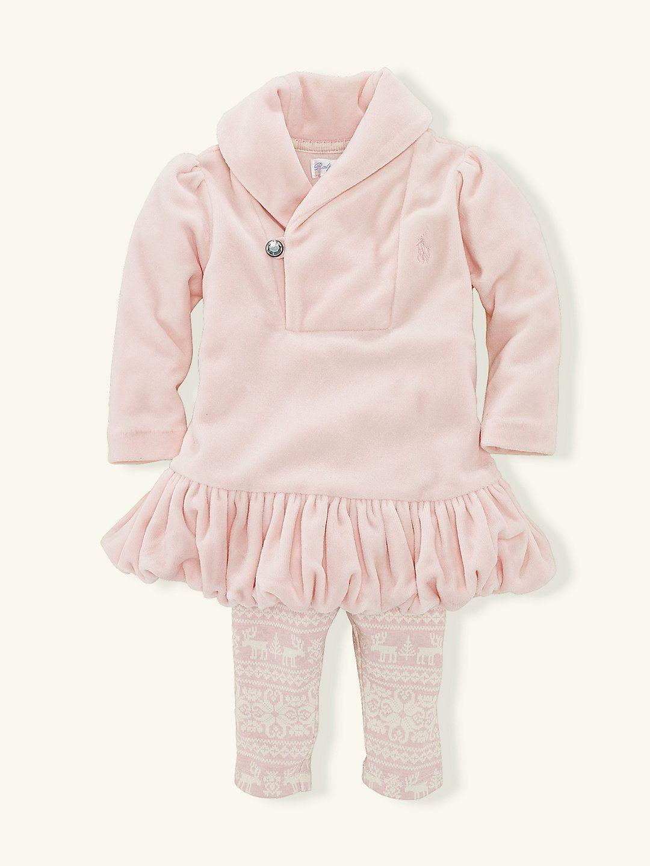 Tunic & Nordic Legging Set - Outfits & Gift Sets Layette Girl (Newborn-9M) - RalphLauren.com