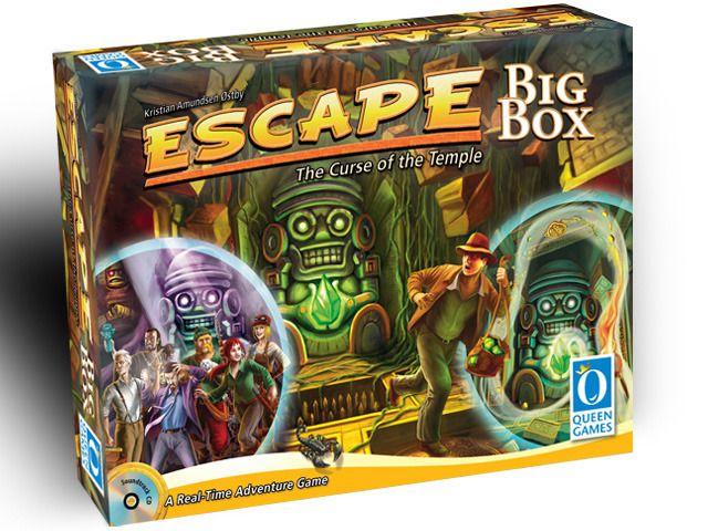 Kickstarter – Escape Big Box | Blog Egdgames.com